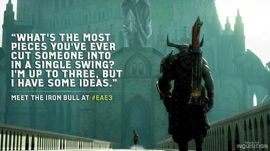 dai iron bull