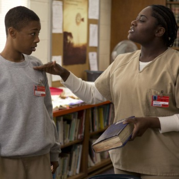 oitnb s2 taystee and poussey