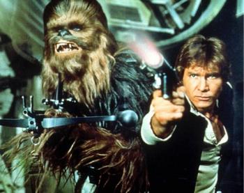 Star Wars: Han Solo & Chewbacca