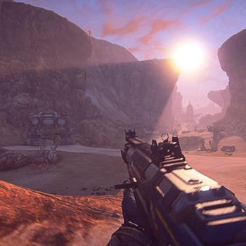 Planetside PS4 - Main