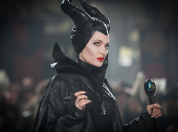Angelina Maleficent