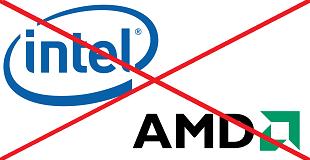 Reject Intel AMD 310x