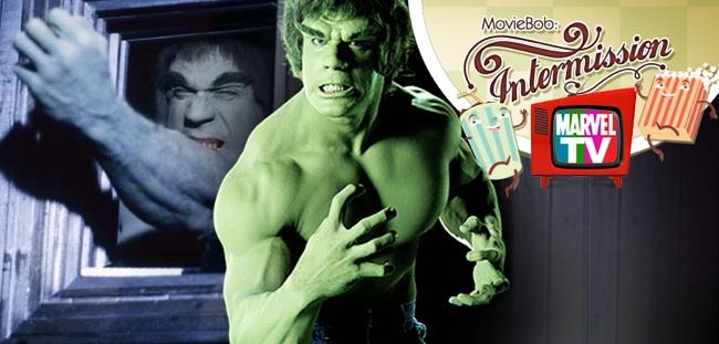 Marvel TV: Hulk series header