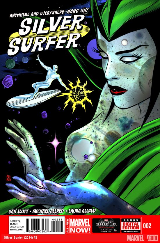 silver surfer 2