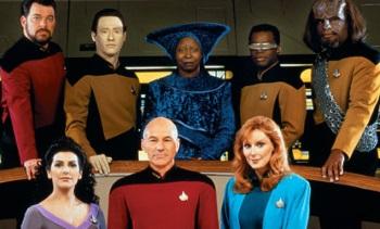Star Trek TNG Cast 350