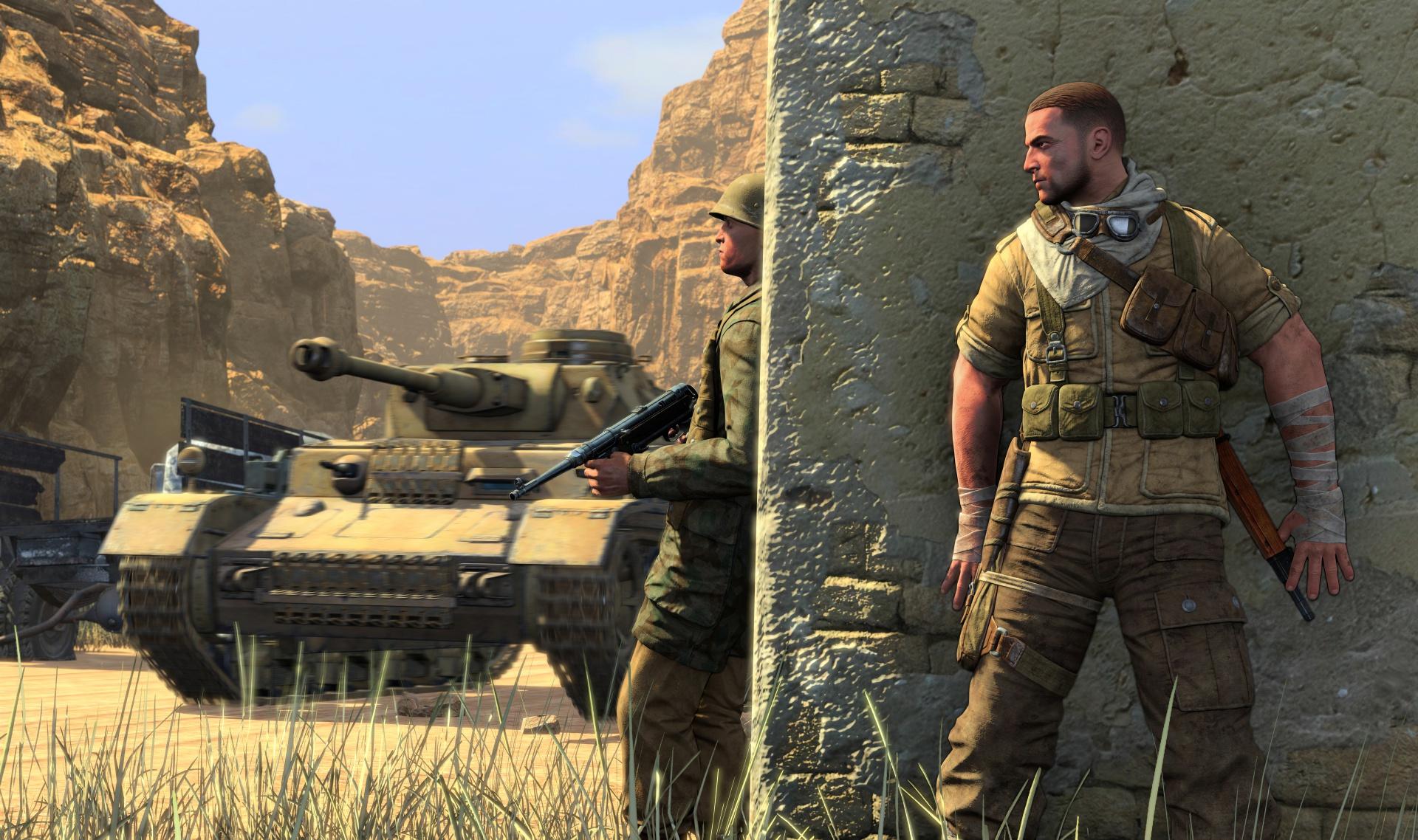Sniper Elite 3 02