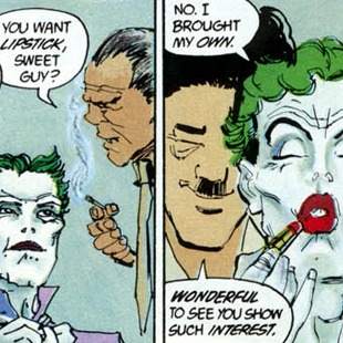 joker gay?