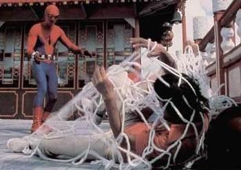 amazing spider-man webs