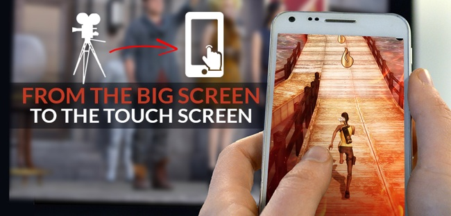 From Big Screens to Touch Screens 650