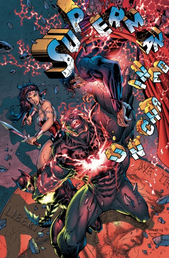 Superman Unchained 7 cover large