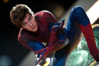 Spider-Man Andrew Garfield
