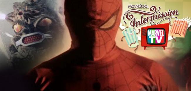 Marvel TV: Japanese Spider-Man header