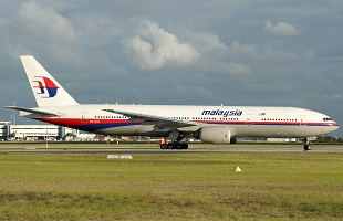 Malaysia Airlines Boeing 777-200 310x