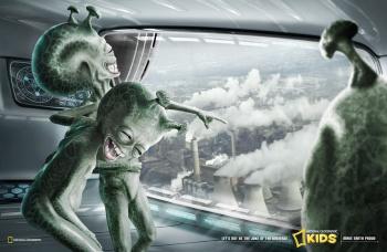 Alien Pollution