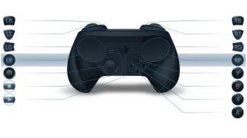 steam controller redesign