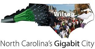 Wilson North Carolina Gigabit City 310x