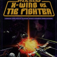 xwing vs tie fighter cover