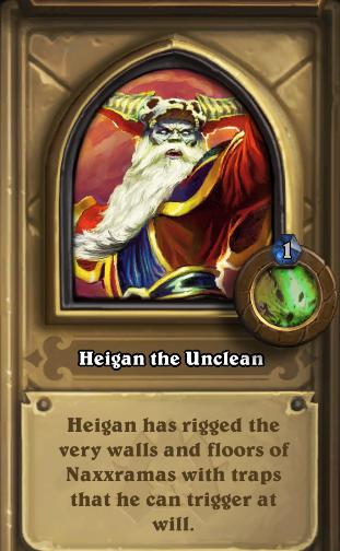 heigan boss info