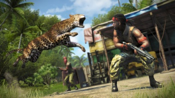 far cry 3 leopard