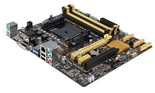ASUS A78 motherboard