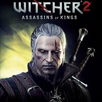 witcher 2 cover