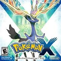 pokemon x cover