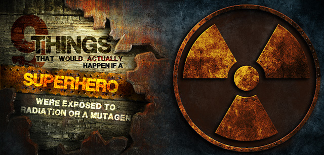 Radiation and Mutagen effects