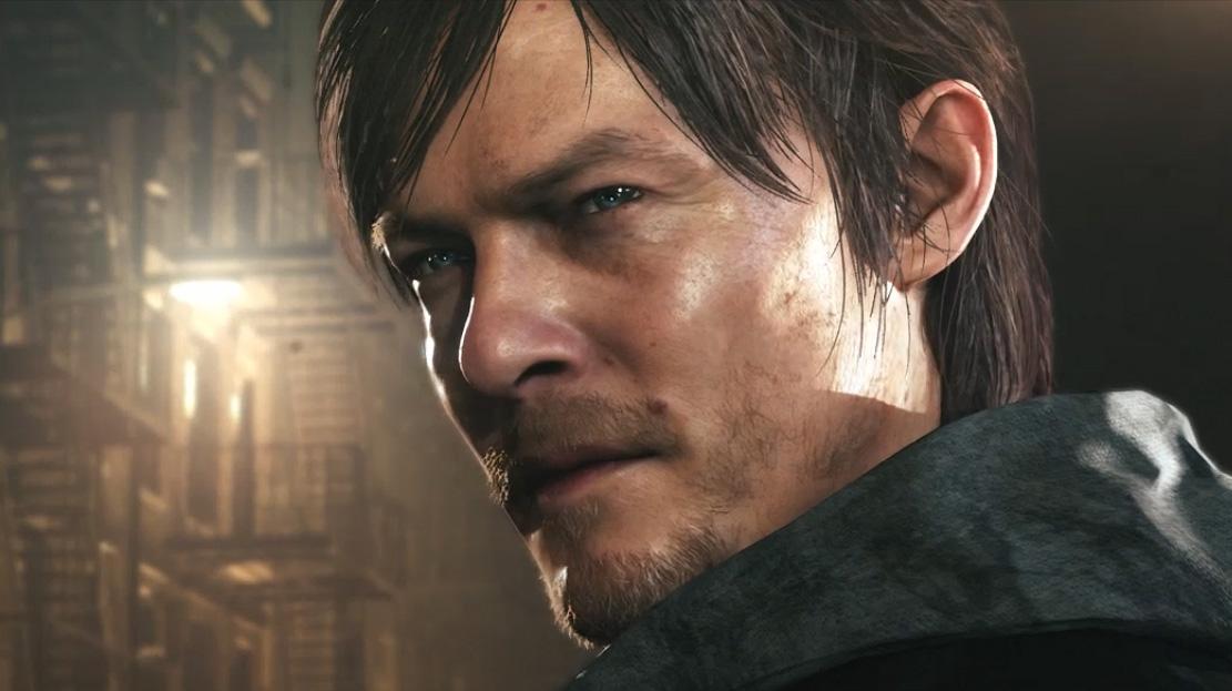 Norman Reedus Silent Hill 2