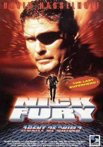 nick fury agent of shield poster