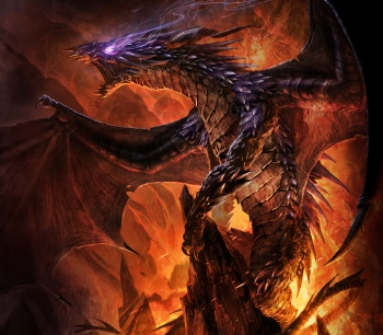 Hex Shards of Fate Dragon