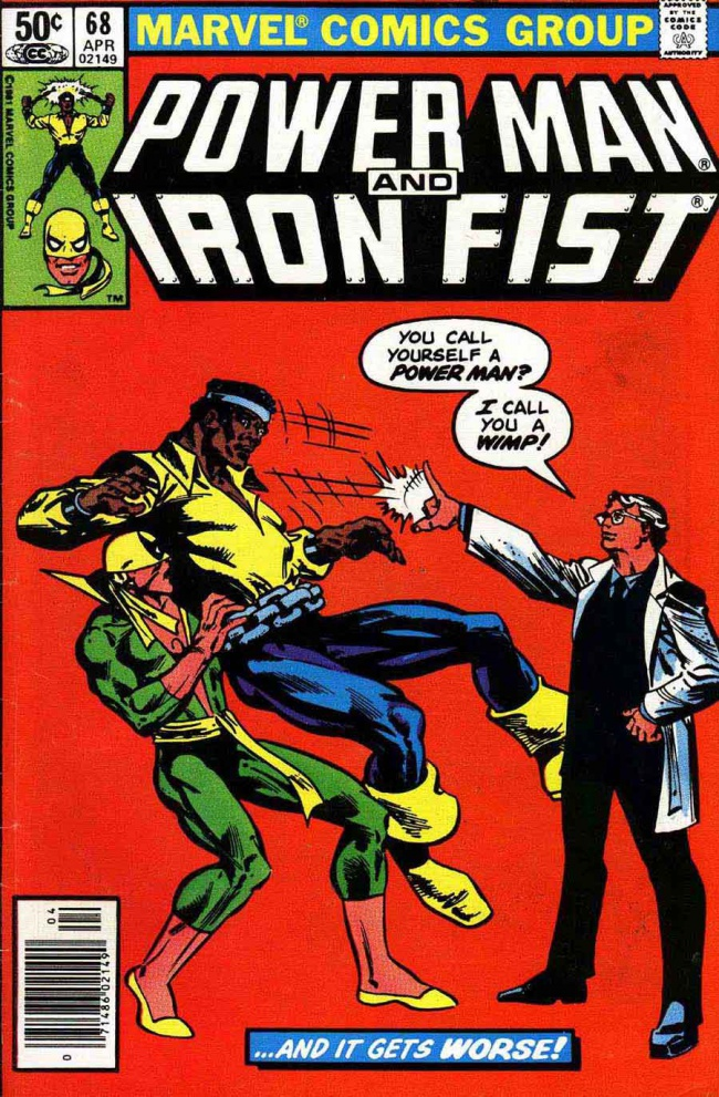Power Man and Iron Fist 68