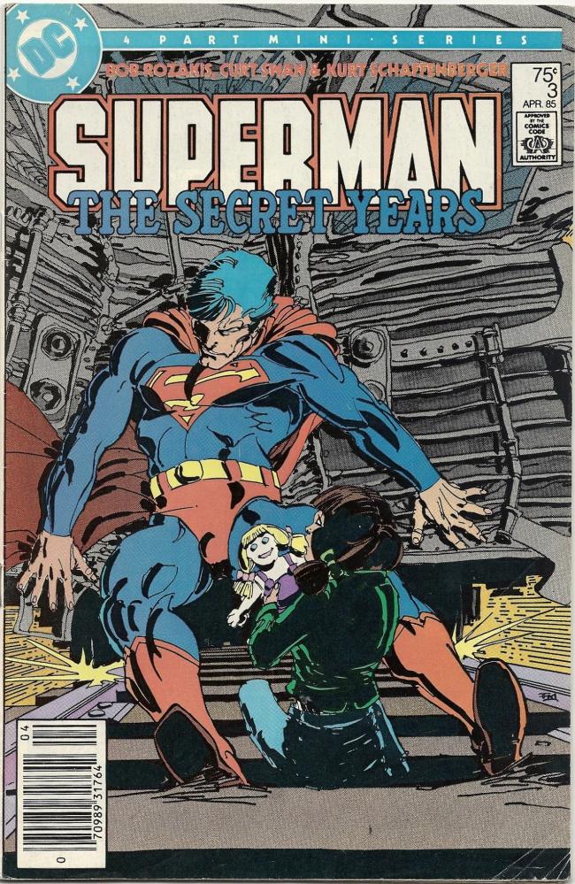 Superman The Secret Years 3