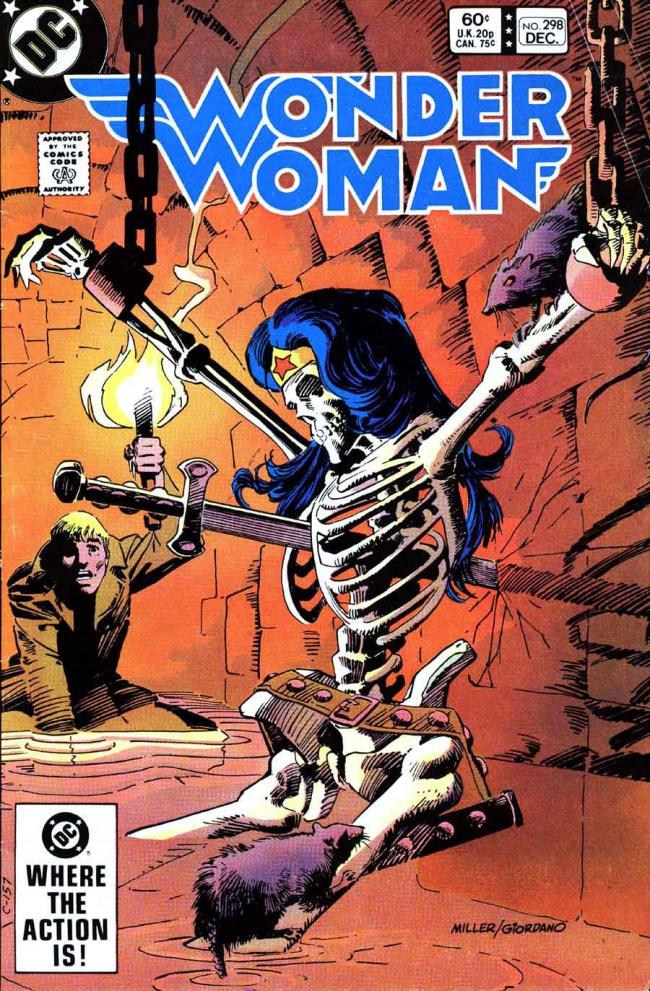 Wonder Woman 298