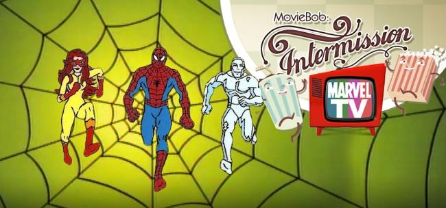 marvel tv spider-man header