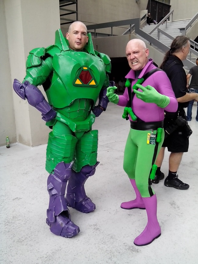 lex luthor duo cosplay