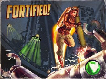 Fortified Promotional Banner