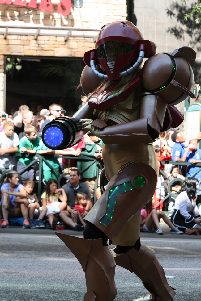dragoncon parade samus