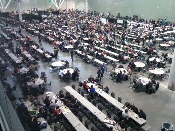 Tabletop convention PAX 2011