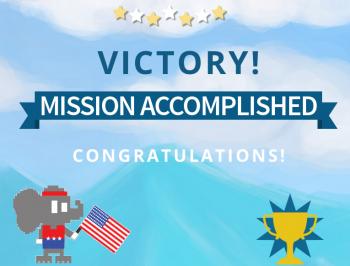 mission majority kill screen 2