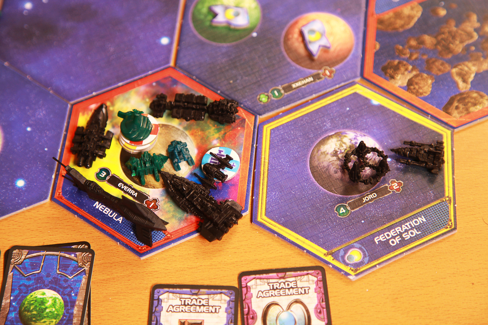The Federation attempts - and fails - to retake Everra from the Xxcha.