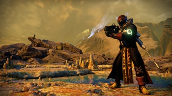 Destiny Beta Warlock