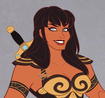 xena disney princess