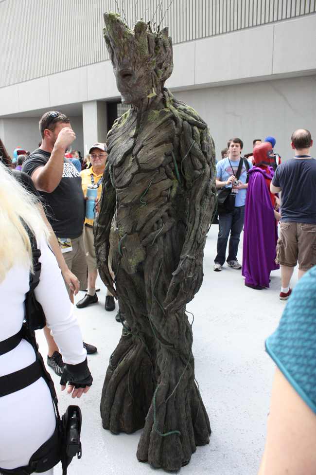cosplay marvel another groot