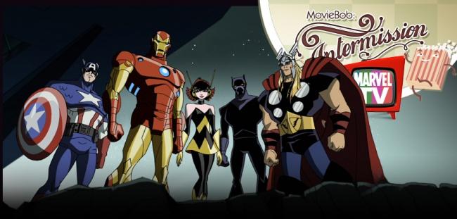 Marvel TV: Modern Cartoons: social