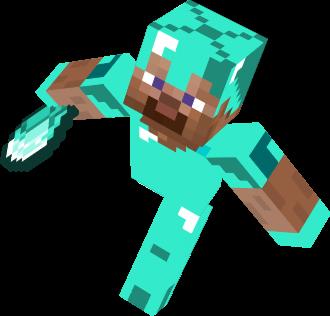 minecraft diamond armor