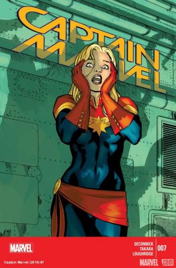 captain marvel 7