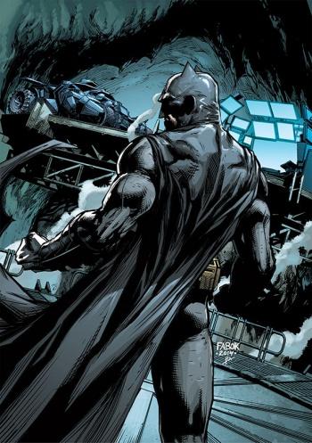 batman future's end 1