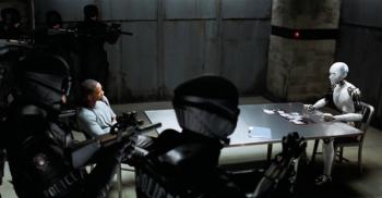 I robot interrogation