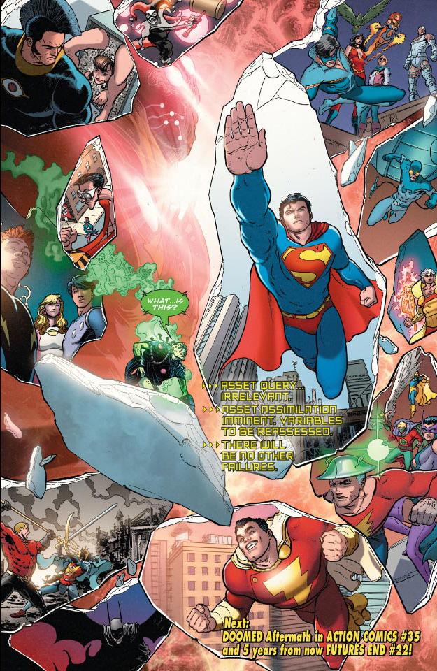 Superman Doomed 2 final page