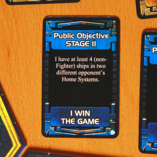 A new objective that may determine the winner of the game.